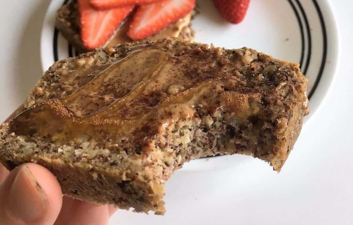 Almond Flour Bread {Gluten-free, Paleo}
