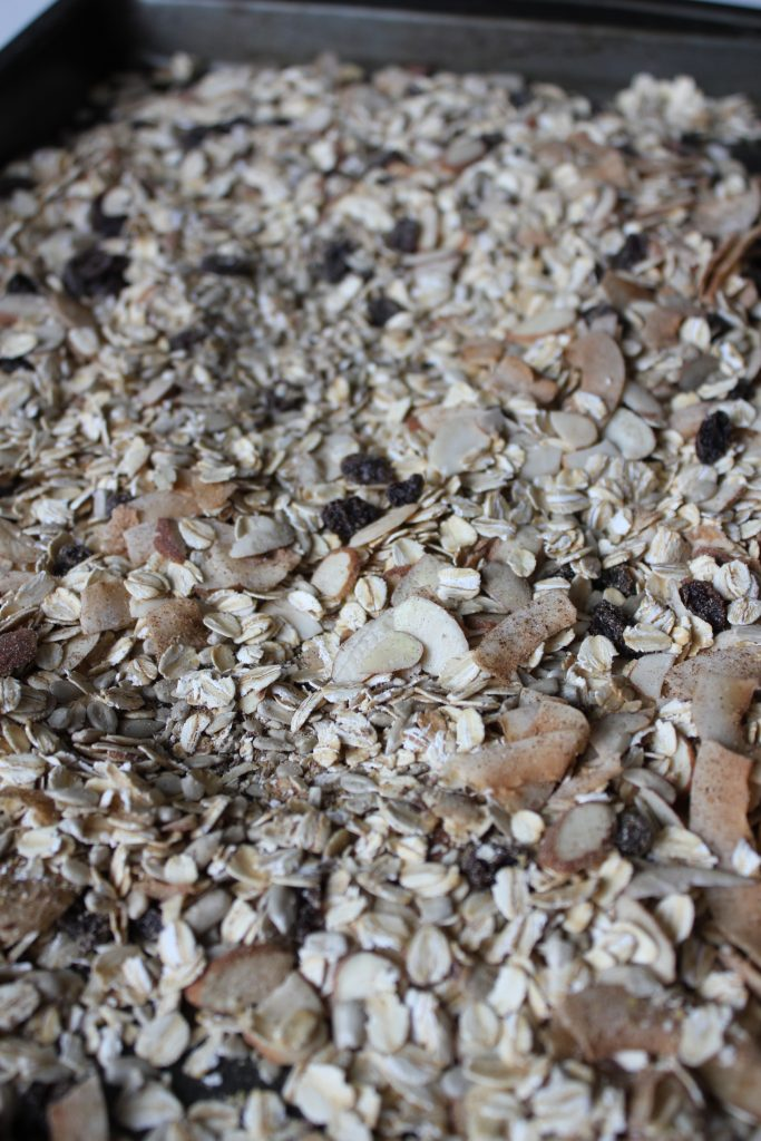 healthy homemade muesli recipe gluten free