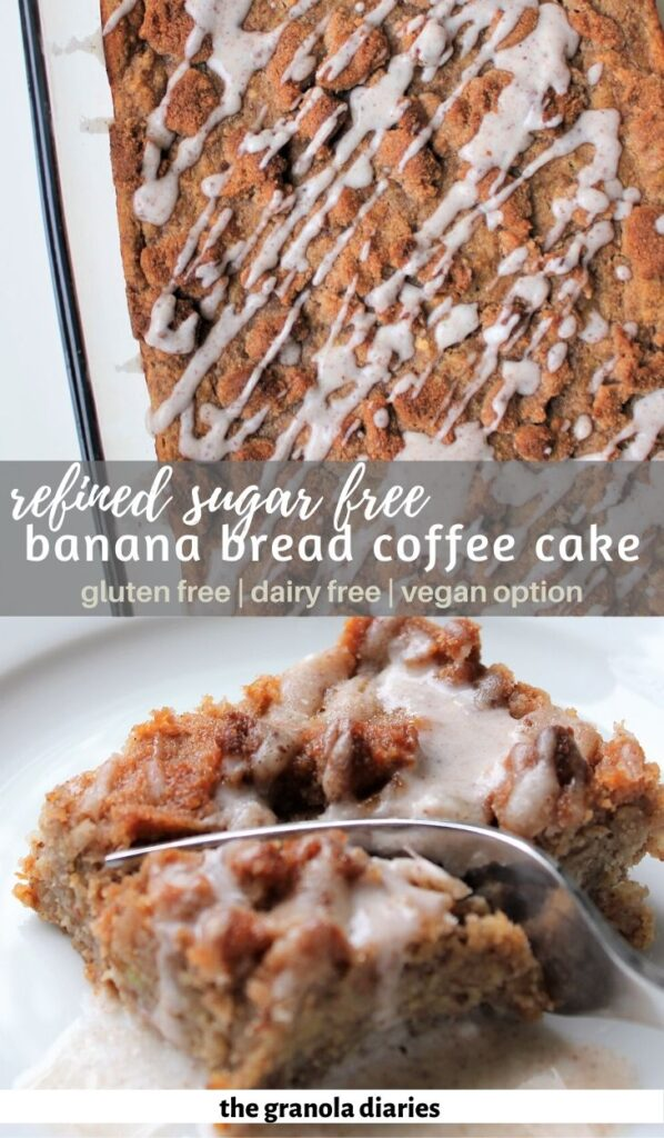 Pinterest for Banana Coffee Cake