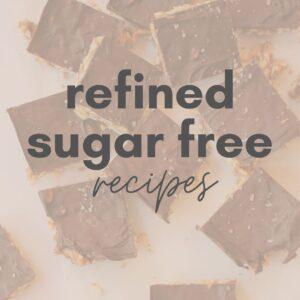 Refined Sugar Free