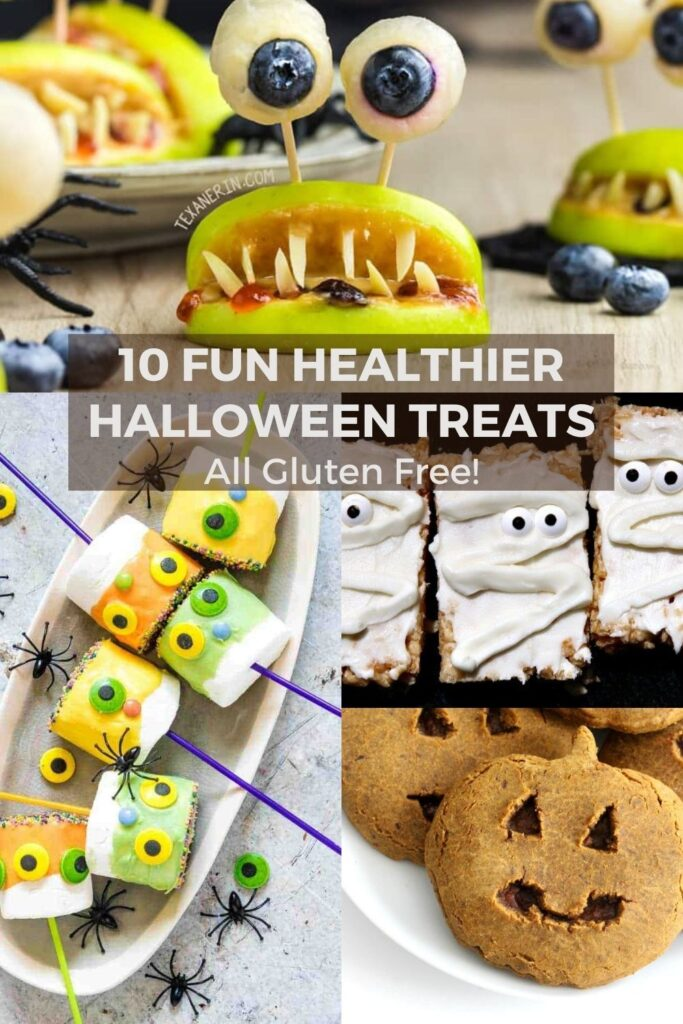 Healthy Halloween treats - witch fingers, mouth, gluten free, dairy free, vegan!